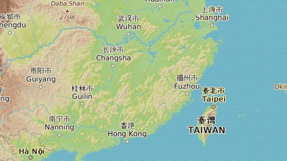 Město Cheng-jang leží v centrální provincii Chu-nan.