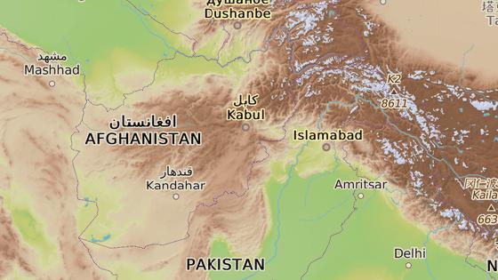 Lógar, Afghánistán