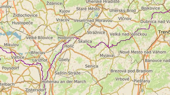 Papežská mše se bude sloužit ve slovenském Šaštíně.