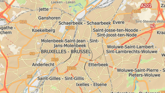 Molenbeek, Brusel