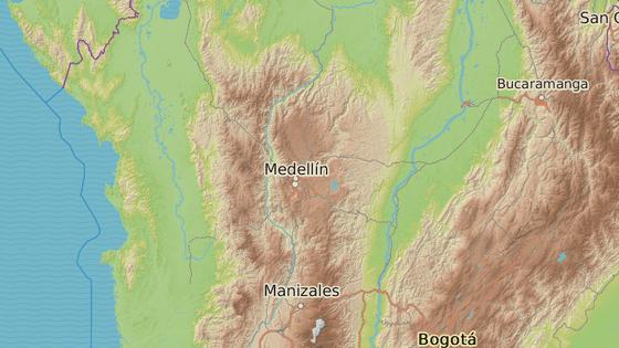 Medellín, Kolumbie