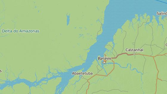 Belém, Brazílie