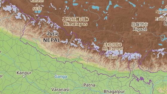 Hranice Nepálu x Indie