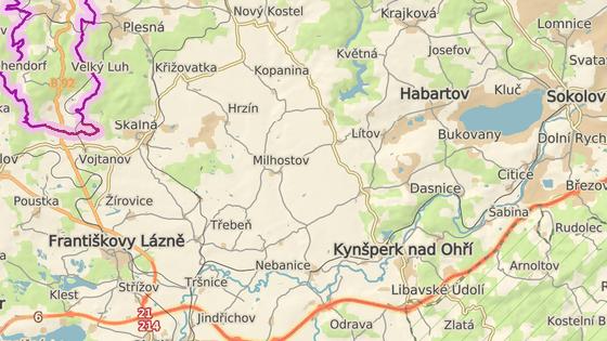 Milhostov je baštou Miloše Zemana. Ve druhém kole voleb tu získal 90 procent hlasů.