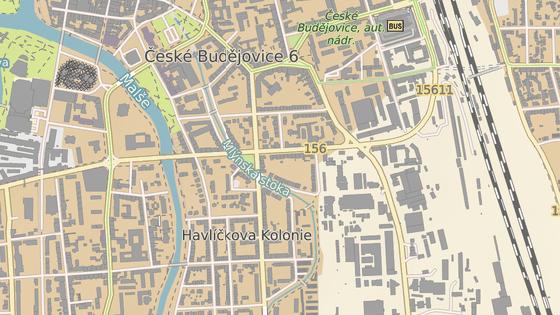 Mánesova ulice je neprůjezdná mezi Čechovou ulicí a mostem Kosmonautů. Uzavírka potrvá do října.