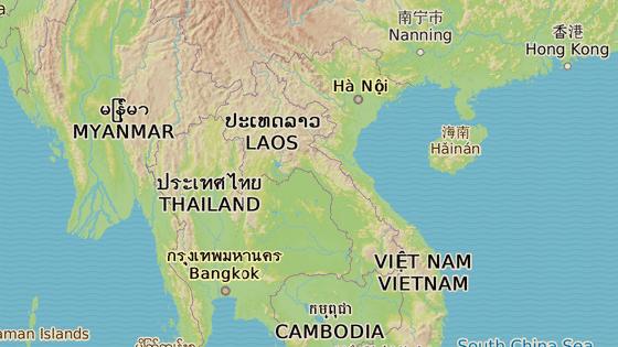 Laos je turisty opomíjený, o to autentičtější.