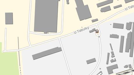 U Tabulky, Praha 20