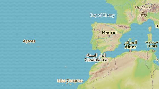 Madeira je portugalské souostroví v Atlantském oceánu.