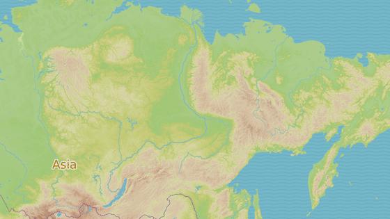 Jakutsk. Rusko