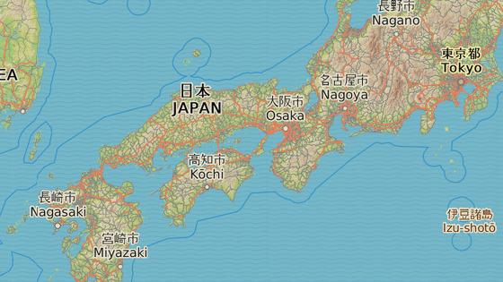Mohutné lijáky zasáhly jihovýchodní část Japonsko. Nejvíce postižena je prefektura Saga.