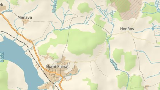 Dvě sjezdovky budou začínat na vrcholu Houbového vrchu.