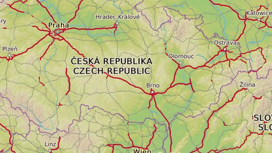 Kroměříž leží na úrodné zemi v Hané