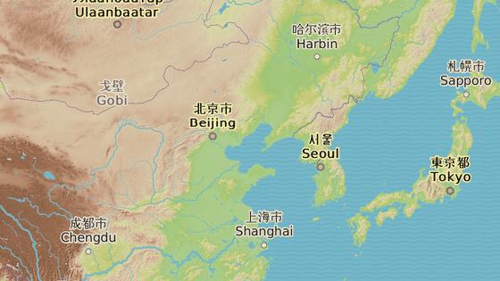 Ta-lien, Čína