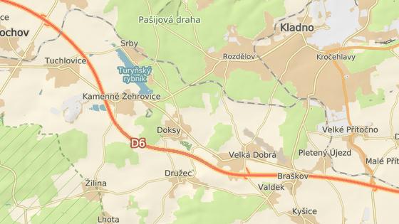 Kamenné Žehrovice na Kladensku