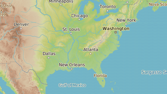 Kult Slova víry sídlí na statku ve Spindale ve státě Severní Karolína na východě Spojených států.