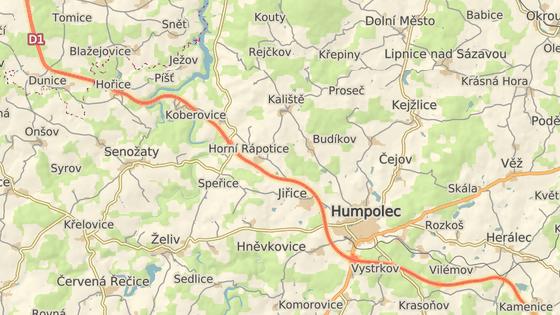 ŘSD zprovoznilo úsek dálnice D1 mezi Koberovicemi a Humpolcem
