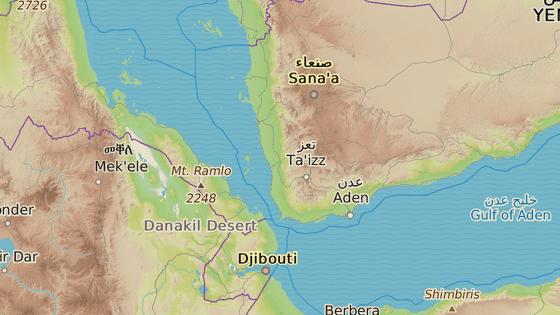 Pro lodní dopravu je klíčový přístav Hodejda na západě Jemenu