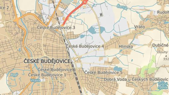 Parkovací zóny začnou od 1. prosince platit ve čtvrti mezi Pražskou třídou a řekou Vltavou.