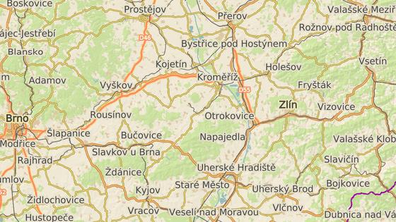 Stát počítá se zkapacitněním přehrady Suchá Loz (červená šipka) a výstavbou nových u obcí Záhorovice (černá) a Blazice (modrá)