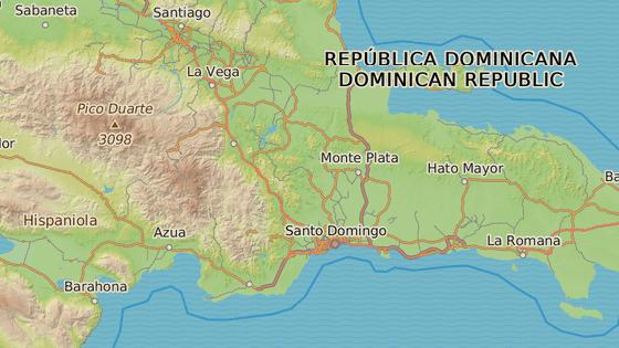 Santo Domingo (Dominikánská republika)