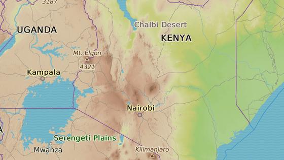 Okres Laikipia, tradiční útočiště divoké zvěře a jedno z nejmalebnějších míst v Keni.