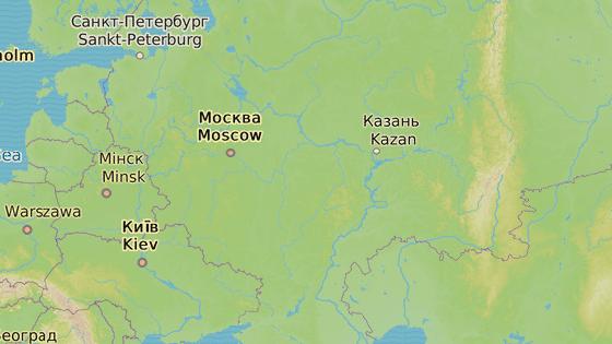 Jekatěrinburg, Rusko