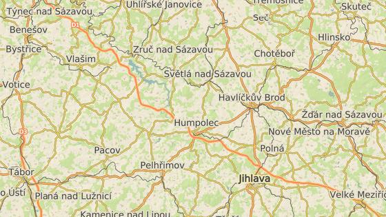 Provoz na D1 se v neděli ráno zastaví u Koberovic na Vysočině.