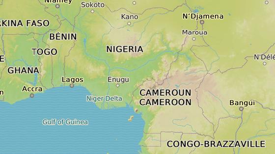 Biafra, Nigérie