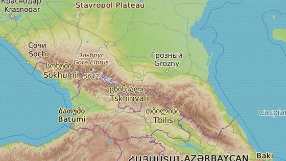 Volební podvod reportéři Reuters odhalili ve městě Vladikavkaz