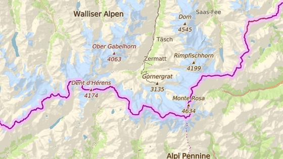 Lyžařské středisko Zermatt je jednou z doporučovaných destinací ve Švýcarsku.