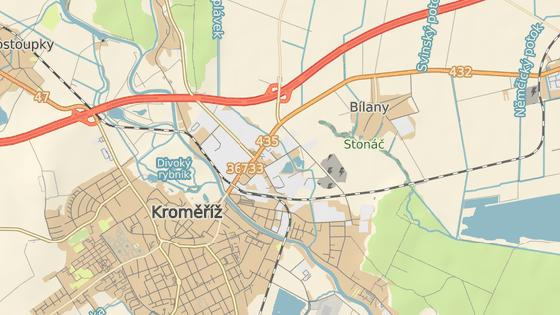 Herna má vzniknout v obchodním centru v Kaplanově ulici na kraji Kroměříž.