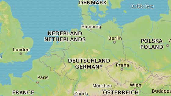 Vánoční strom z Havlíčkova Brodu urazí do holandského Brielle zhruba 1100 kilometrů.