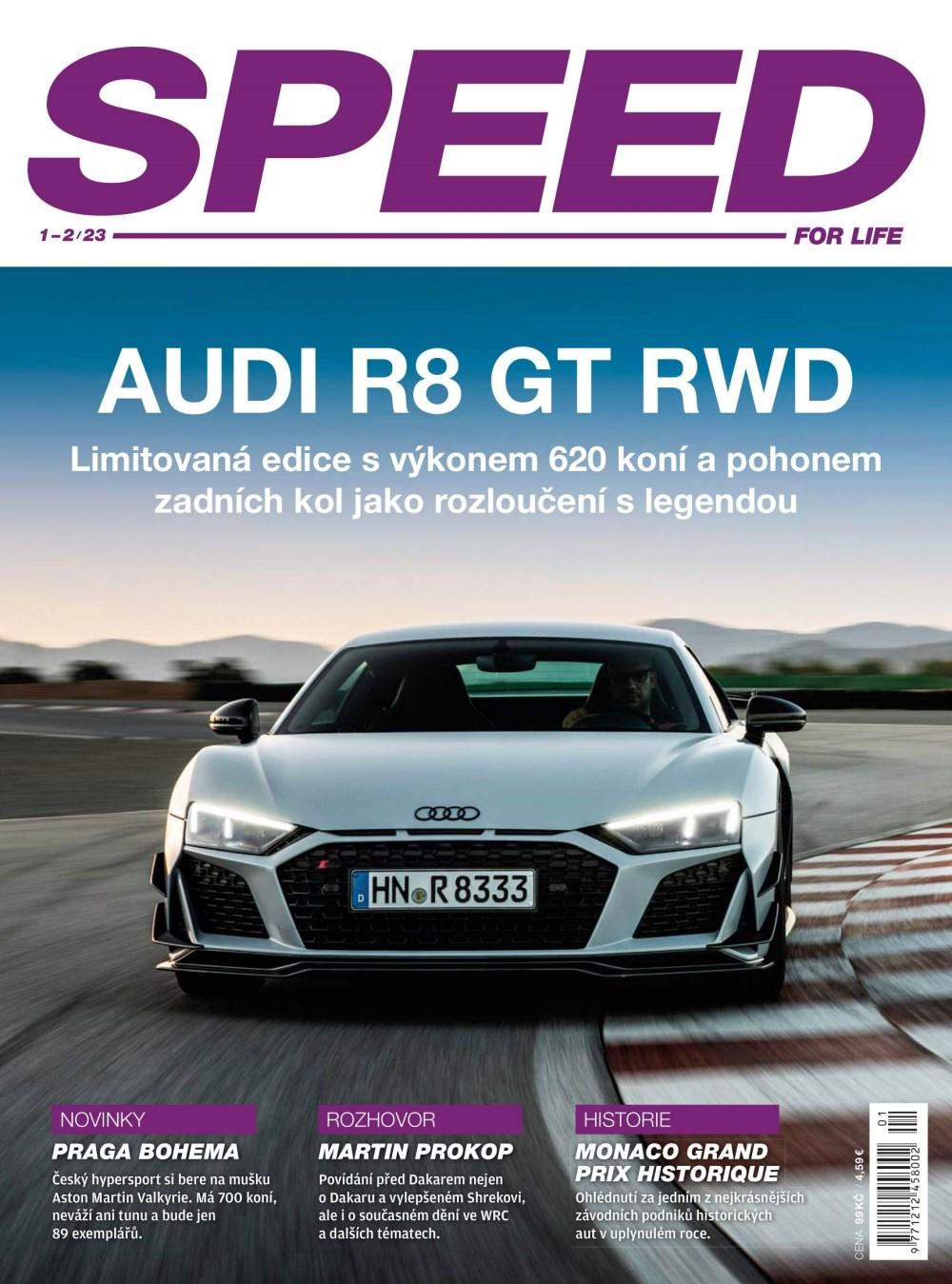 Časopis Speed