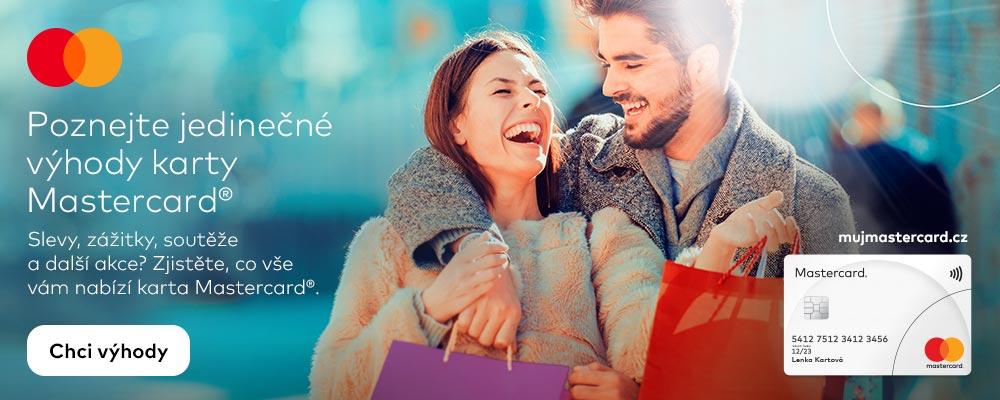 Nákupy Ona Dnes - Jaro 2021 - Mastercard