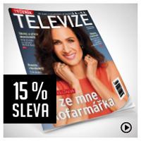 Týdeník Televize - sleva 15 %