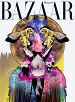 <b>Veronika Drahotová</b> pro Harper´s Bazaar