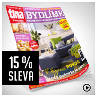Tina Bydlíme - sleva 15 %