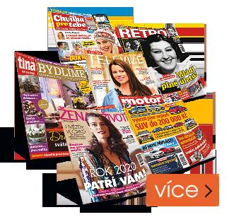 nabídka časopisů Mafra
