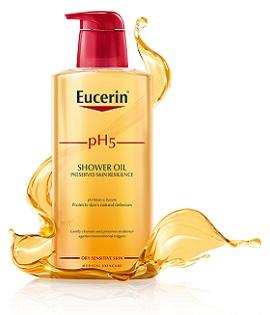 Eucerin sprchový olej