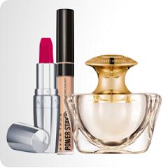 AVON kosmetický balíček pro krásu - vůně, korektor, rtěnka