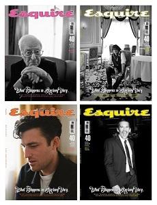 Esquire vydání 10/2021