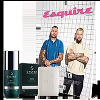 Esquireroční předplatné + DÁREK