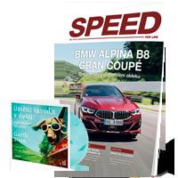 Speed předplatné 12 vydání + DÁREK
