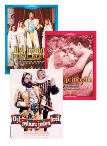 DVD pohádkový balíček