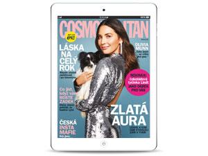 Cosmopolitan digitální předplatné