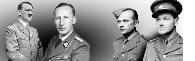 Heydrich - atentát na kata