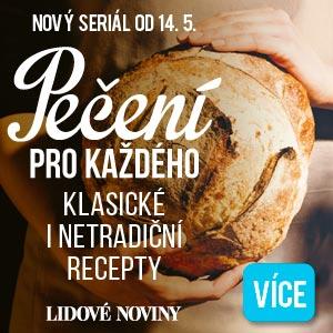 Lidové noviny: Pečení pro každého - chleba