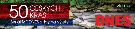 50 českých krás - Doubrava