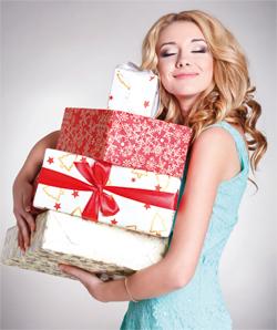 ONA DNES s dárky