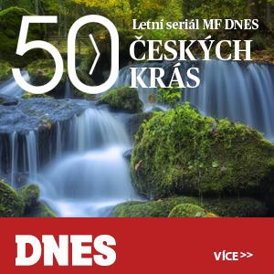 501 českých krás